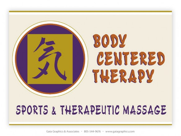 BODY CENTERED THERAPY ~ San Luis Obispo