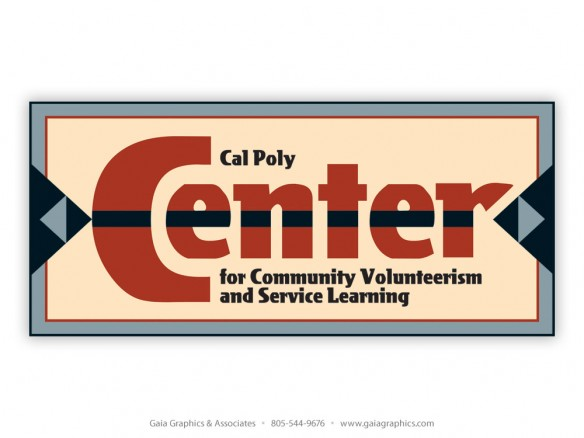 CAL POLY COMMUNITY VOLUNTEER CENTER ~ Cal Poly State University, San Luis Obispo