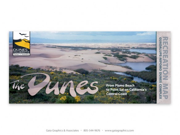 DUNES COLLABORATIVE ~ Dunes Recreation Map ~ 18