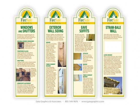 SAN LUIS OBISPO COUNTY COMMUNITY FIRESAFE COUNCIL ~ California Mid-State Fairgrounds Permanent Exhibit ~ 18