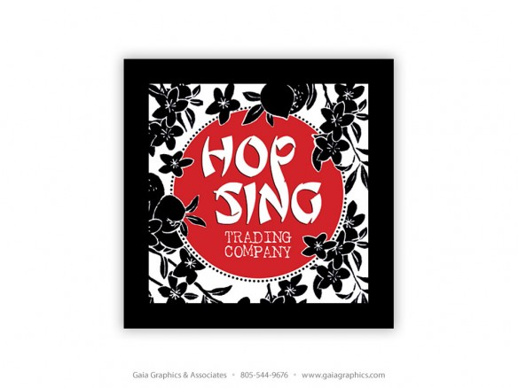 HOP SING TRADING COMPANY ~ Prescott, AZ