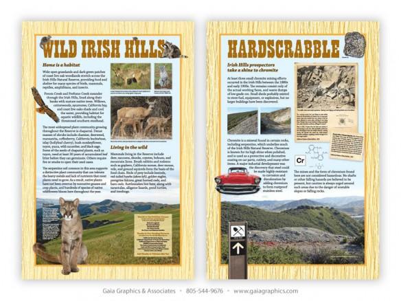 CITY of SAN LUIS OBISPO ~ Irish Hills Open Space Trails ~ 28