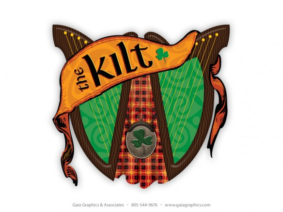 THE KILT PUB & GRILL ~ San Luis Obispo