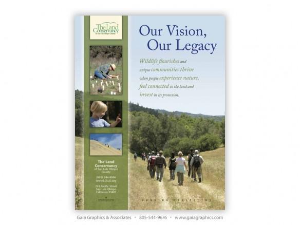 THE LAND CONSERVANCY OF SAN LUIS OBISPO COUNTY ~ Funding Prospective ~ 25.5