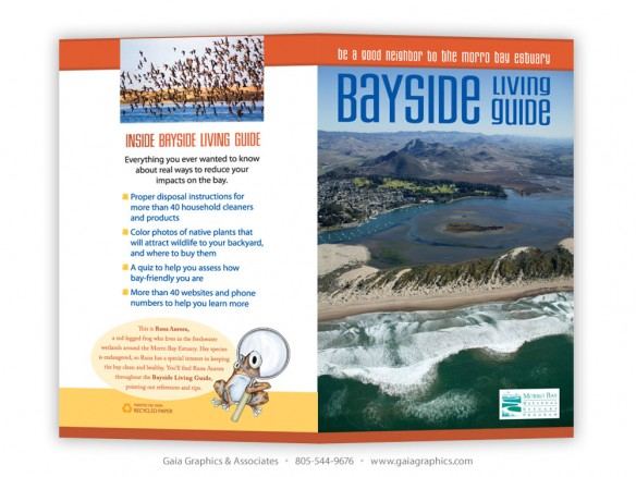 MORRO BAY NATIONAL ESTUARY PROGRAM ~ Bayside Living Guide ~ 7