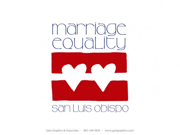 MARRIAGE EQUALITY SAN LUIS OBISPO