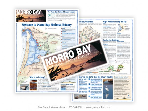 MORRO BAY NATIONAL ESTUARY PROGRAM ~ Estuary Map ~ 18