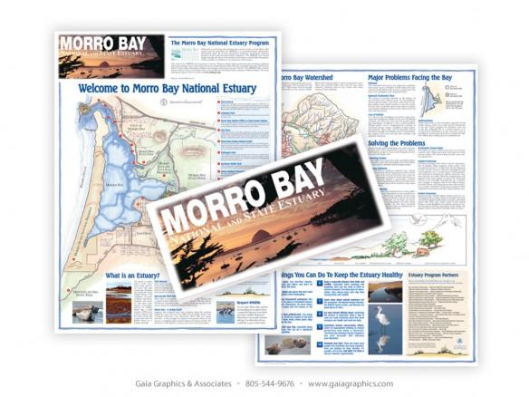 MORRO BAY NATIONAL ESTUARY PROGRAM ~ Estuary Map ~ 18