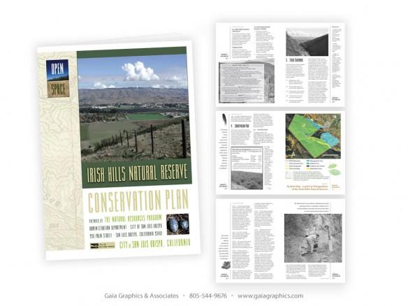 CITY of SAN LUIS OBISPO ~ Irish Hills Conservation Plan ~ 8.5