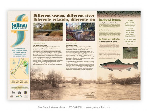 UPPER SALINAS-LAS TABLAS RESOURCE CONSERVATION DISTRICT ~ Salinas Riverwalk ~ 36