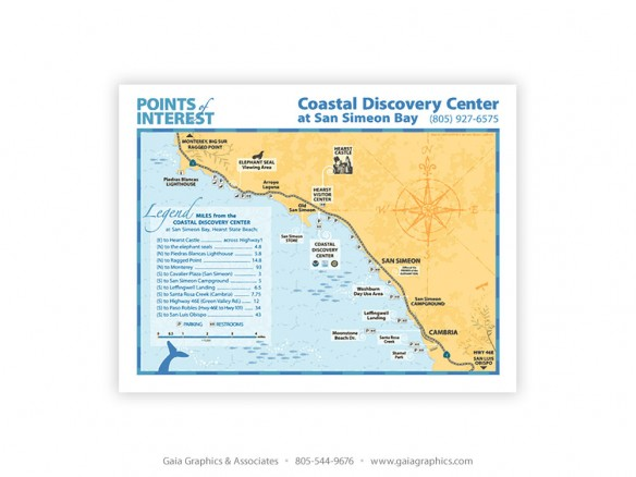 NATIONAL OCEANIC AND ATMOSPHERIC ADMINISTRATION ~ Coastal Discovery Center ~ 11