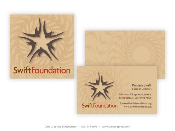 SWIFT FOUNDATION ~ Santa Barbara